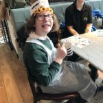 A Visit to Pizza Express